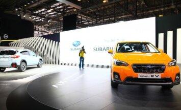 Naujasis Subaru XV
