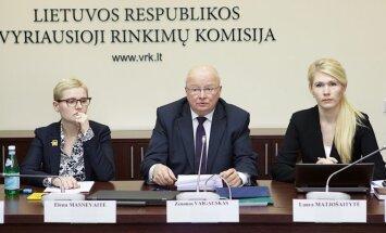 Elena Masnevaitė, Zenonas Vaigauskas, Laura Matjošaitytė