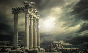 Didžioji Apolono šventykla Antalijoje