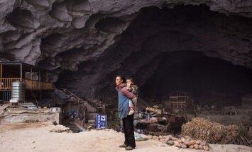 Urvuose gyvenantys žmonės