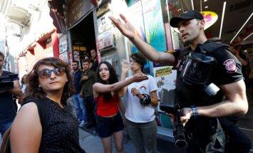 LGBT eitynės Stambule