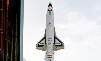 Indijos daugkartinio naudojimo pakėlimo mechanizmas, ISRO