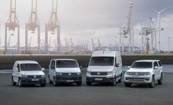 Volkswagen komerciniai lengvieji automobiliai