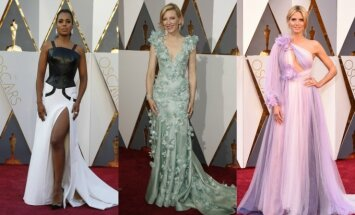 Kerry Washington, Cate Blanchett, Heidi Klum