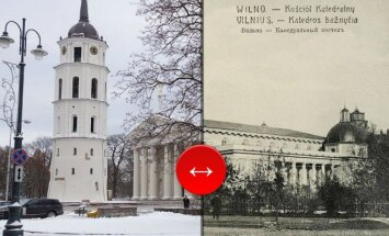 Vilnius seniau ir dabar