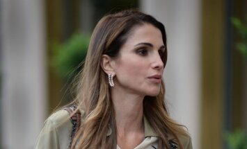 Karalienė Rania Al Abdullah