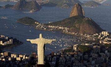 Rio de Žaneirui per olimpines žaidynes gali prireikti ir Kristaus Atpirkėjo pagalbos