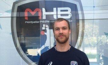 Jonas Truchanovičius (montpellierhandball.com nuotr.)