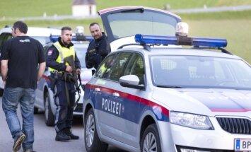 Šaudynės Austrijoje