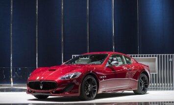 Maserati GranTourismo Sport Special Edition