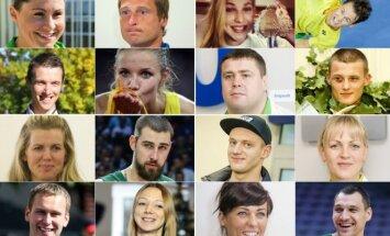Lietuvos olimpiečiai ir kandidatai