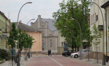 Joniškis. Baltoji sinagoga/ R. Leknickienės nuotr.