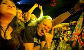 Judas Priest koncertas