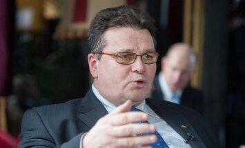 L. Linkevičius: neturėtume pasiduoti pagundai pagreitinti įvykių