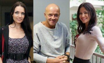 Sandra Chlevickaitė, Ramūnas Rudokas, Aistė Pilvelytė