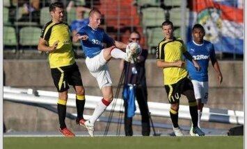 Futbolas: Niedercorn – Rangers
