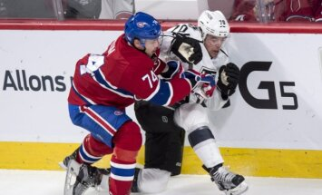 NHL: Canadiens – Kings rungtynės