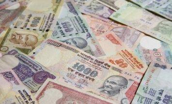 Indijos pinigai