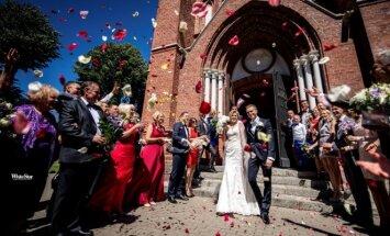 Šarūno Šiaučiulio ir Karolinos Stoškutės vestuvės. Artūro Aušros (White Photography) nuotr.
