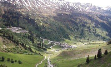 Birželis Alpėse - pavasaris