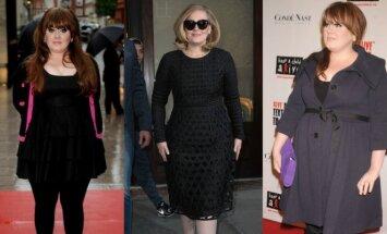 Adele anksčiau ir dabar