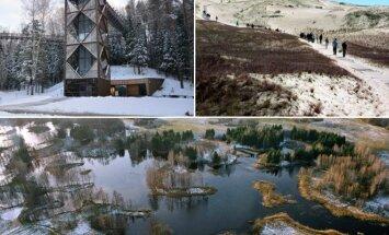 Lietuvos gamtos vietos