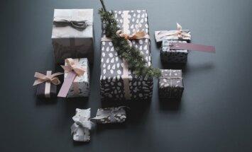 """Ferm Living dovanų pakavimo idėjos, RETROFORMA (""""Domus galerija"""")"""