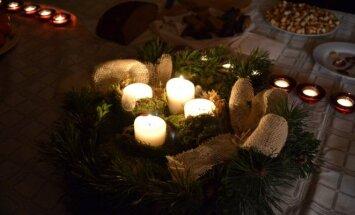 Kūčių ir Kalėdų burtai