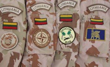 KAM archyvo nuotraukose – Lietuvos kariai Irake