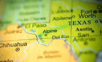 Alpainas, Teksasas, JAV