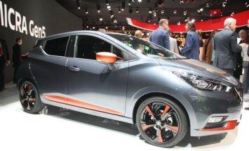 Penktosios kartos Nissan Micra
