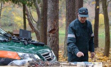 Aplinkosaugininkai sučiupo ne vieną nusižengusį žveją