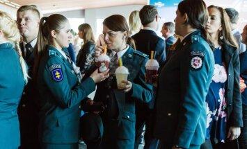 Filmo Gautas iškvietimas 3 premjera policininkams