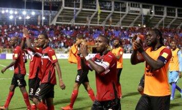 Trinidado ir Tobago futbolininkai