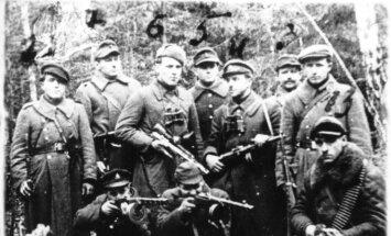 Kaišiadorių partizanai. Foto / Asm. archyvas