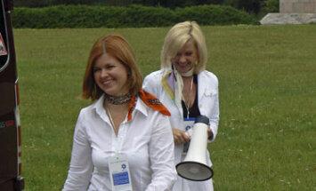 V.Čereškienė (k.) ir L.Kybartienė