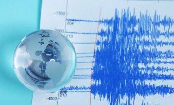 Lietuvos seisminės stotys užfiksavo žemės drebėjimo signalus