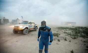 Bolivija pasitiko Dakaro ralio dalyvius