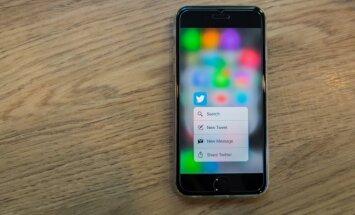 """""""Twitter"""" svarsto galimybę įvesti mokestį už paslaugas"""