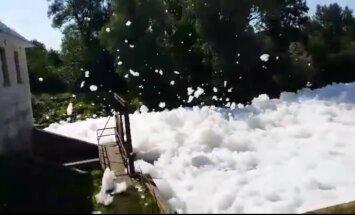 Putojanti upė