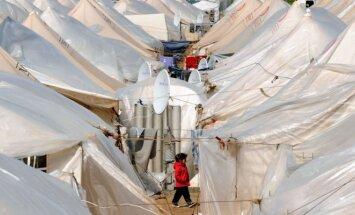 Sirijos pabėgėliai