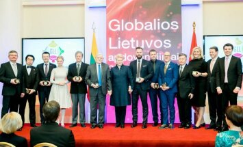 Global Lithuania Awards 2016