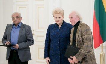 Lietuvos nacionalinės kultūros ir meno premijos