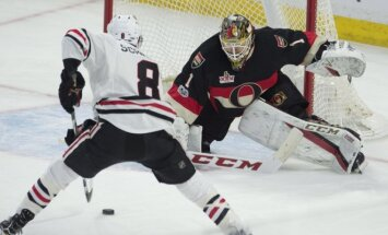 NHL: Blackhawks – Senators