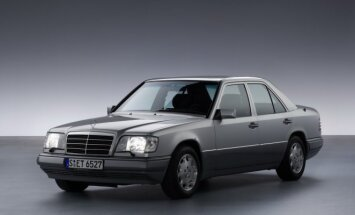 Mercedes-Benz E klasė (W124)