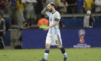 Lionelis Messi