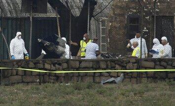 Prancūzijos lėktuvo katastrofa Maltoje