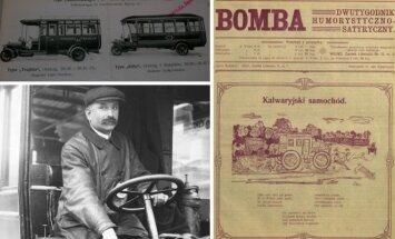 Autobusų istorija