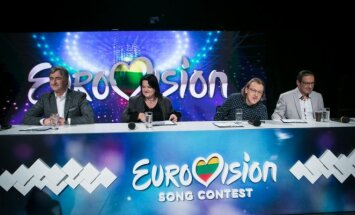 Eurovizijos filmavimas