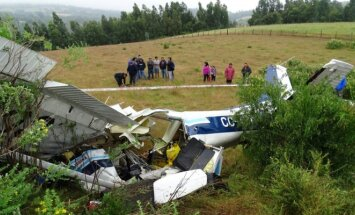 Lėktuvo katastrofa Čilėje